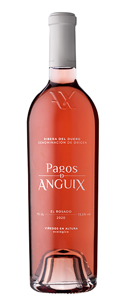 Pagos de Anguix - El Rosado